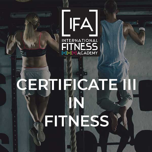 SIS30315 Certificate III In Fitness