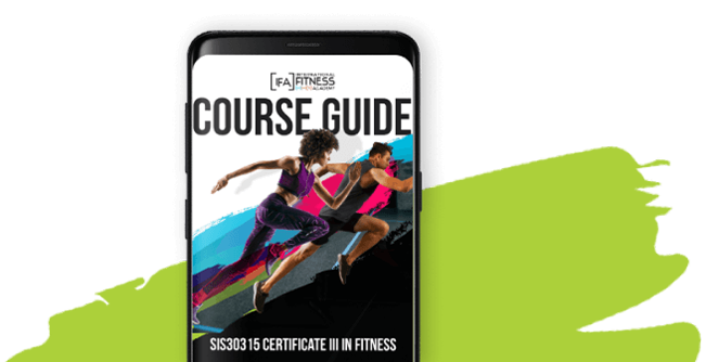 What you will learn with a SIS30315 Certificate III in Fitness