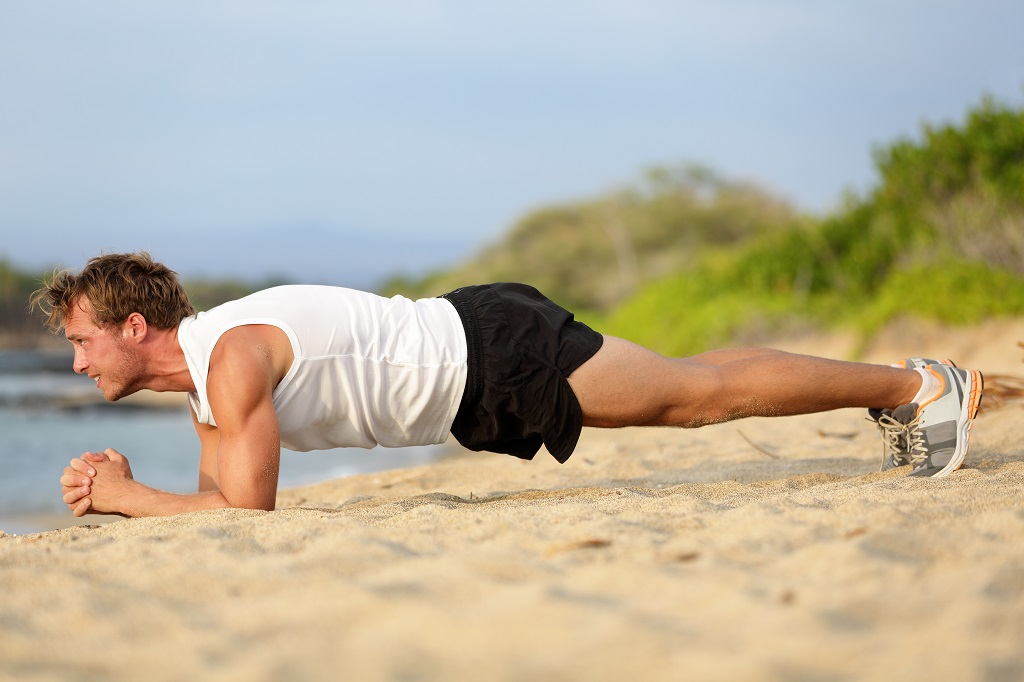 5 Reasons To Do A Plank Every Day