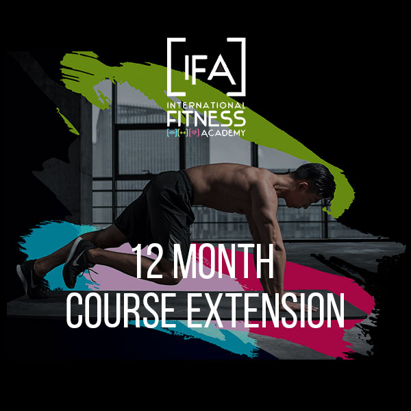 Course Extension – 12 Months
