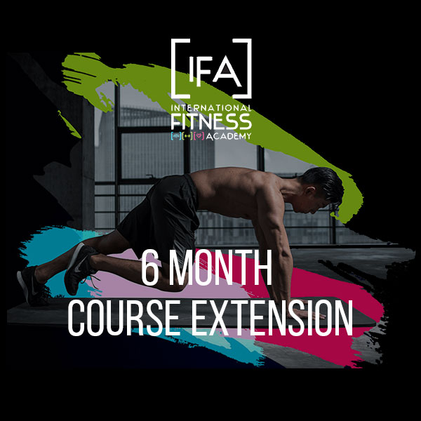 Course Extension – 6 Months
