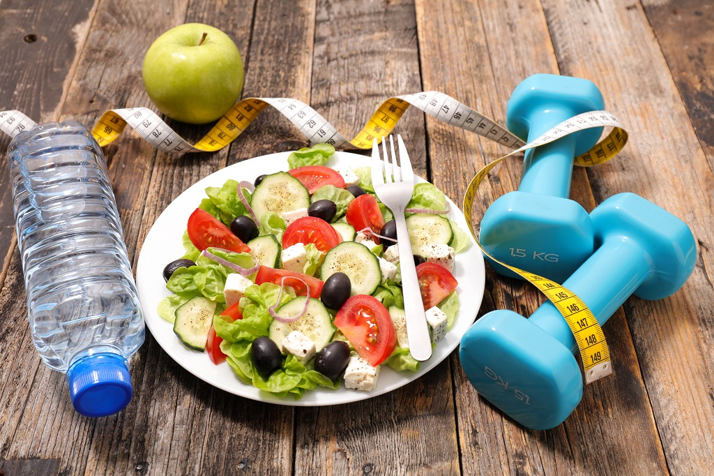 Implementing a healthy diet into your fitness journey