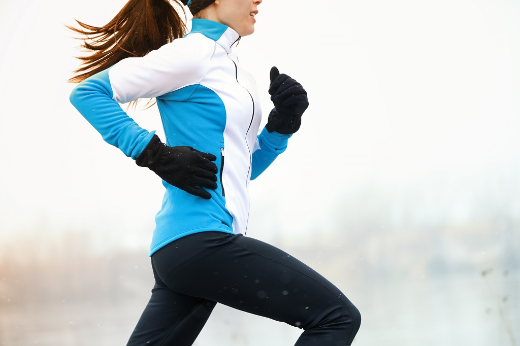How to stay motivated to train through winter