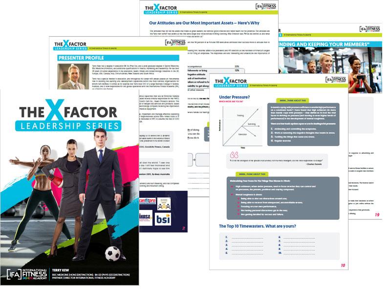 X-Factor Leadership - Club Leadership Three-Part Webinar Series